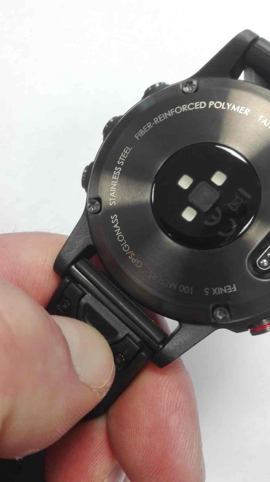 Test sportovních hodinek Garmin Fenix5