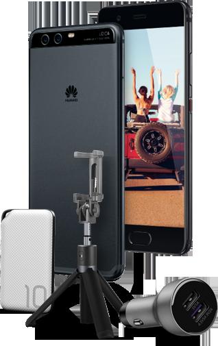 Léto s Huawei má pořádnou šťávu!