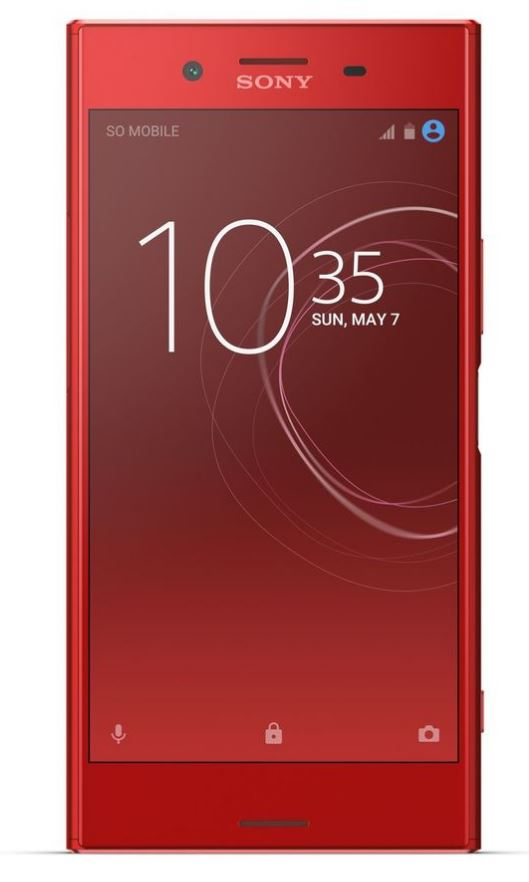 Sony Xperia XZ Premium se zbarvila do ruda. Přivítejte verzi Rosso