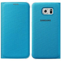 EF-WG920BLE Samsung Wallet Pouzdro Blue pro G920 Galaxy S6